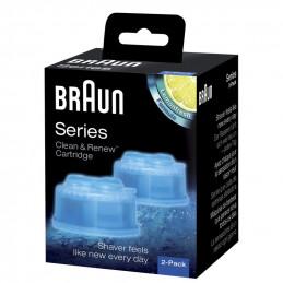 Cartuchos Braun Clean&Renew