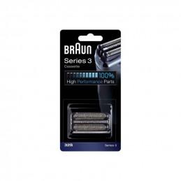 Cassette gris 32S Braun